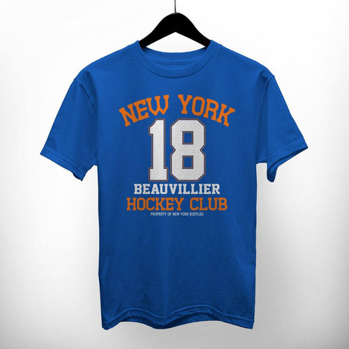 "NY Bootleg ""Property Of Beauvillier"""