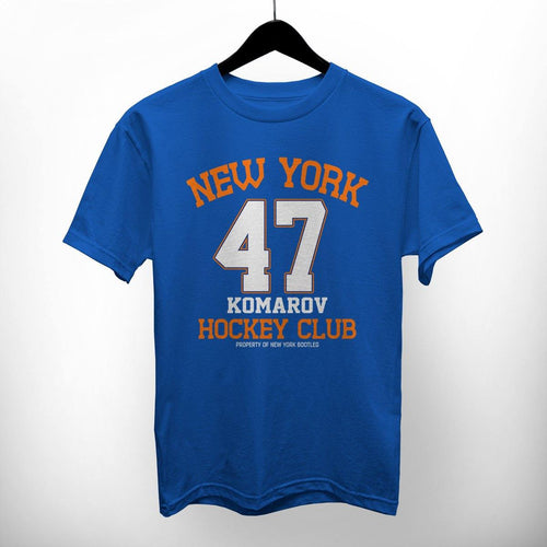 "NY Bootleg ""Property of Komarov"""