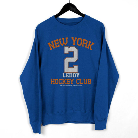 "NY Bootleg ""Property Of Leddy"" Crewneck"