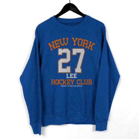 "NY Bootleg ""Property Of Lee"" Crewneck"