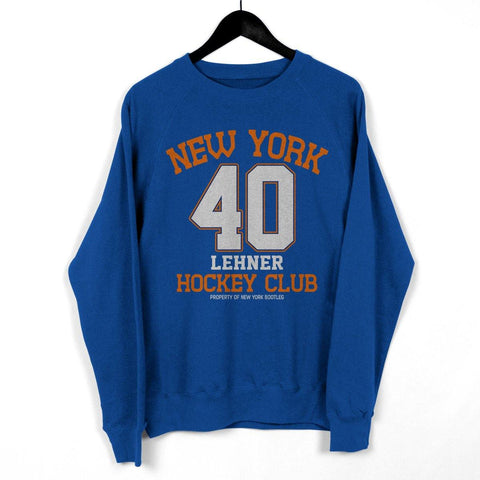 "NY Bootleg ""Property Of Lehner"" Crewneck"