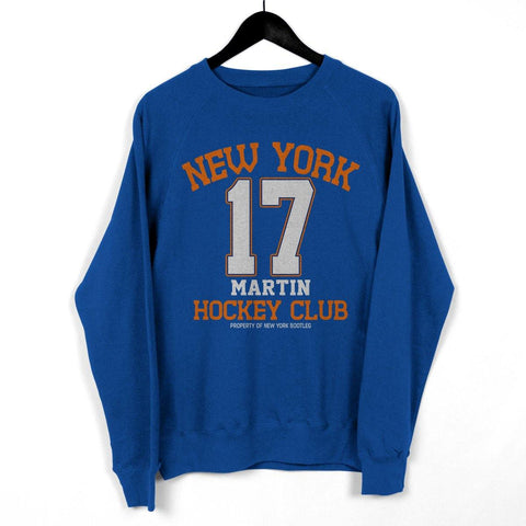 "NY Bootleg ""Property Of Martin"" Crewneck"