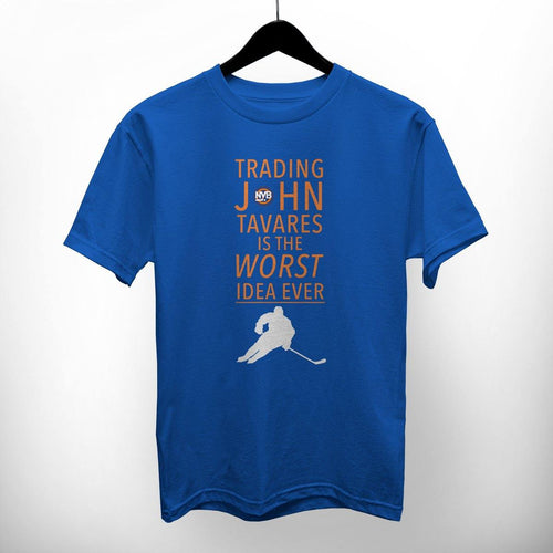 "NY Bootleg ""Worst Idea Ever"" Shirt"