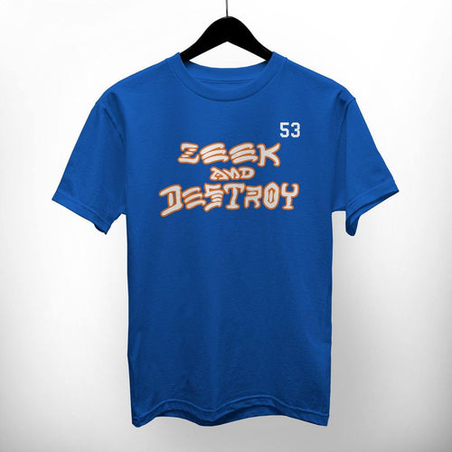 "NY Bootleg ""Zeek and Destroy"" Shirt"