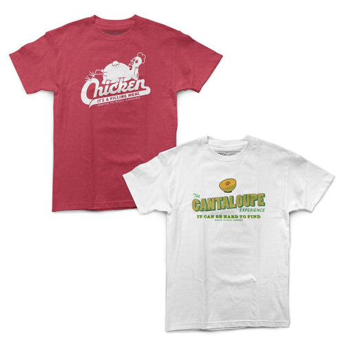 "Rights To Ricky Sanchez ""Cantaloupe & Chicken"" Shirt Bundle"