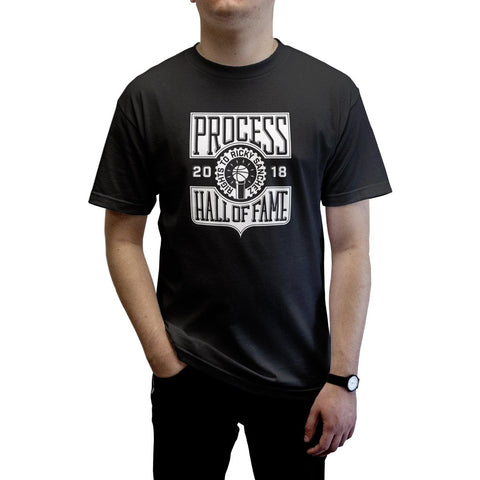 "Rights To Ricky Sanchez ""Process HOF"" Black Shirt"