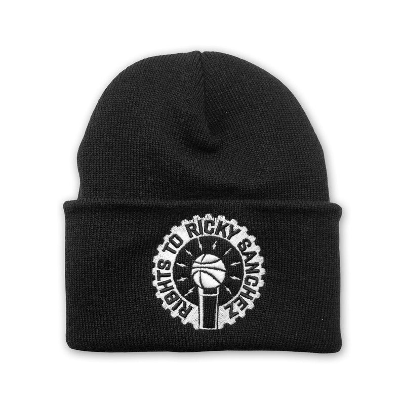 "Rights To Ricky Sanchez ""Logo"" Beanie"
