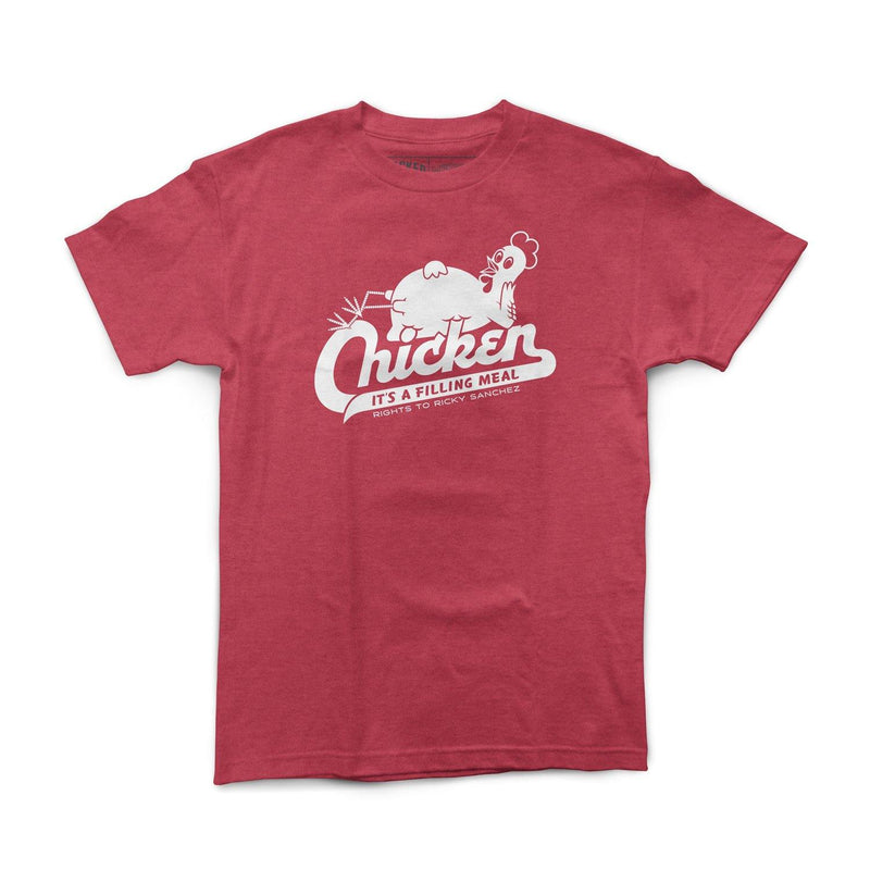 "Rights To Ricky Sanchez ""Chicken"" Shirt"