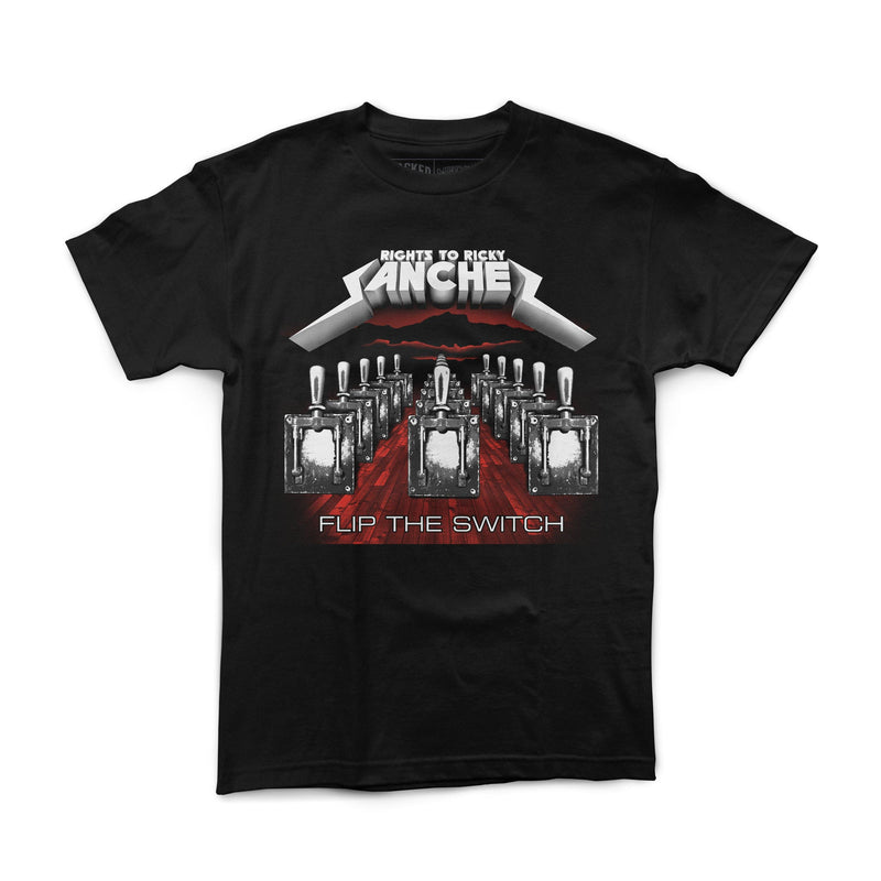 "Buy Now – Rights To Ricky Sanchez ""Master of Process"" Shirt – Cracked Bell"