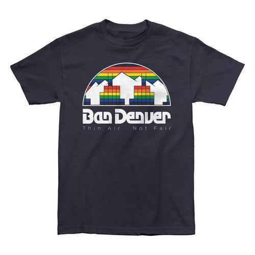 "Buy Now – Rights To Ricky Sanchez ""Ban Denver"" Shirt – Philly & Sports Merch – Cracked Bell"