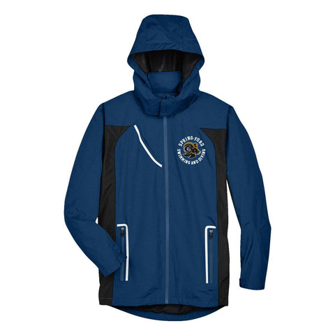 Spring Ford Swimming And Diving Mens Jacket