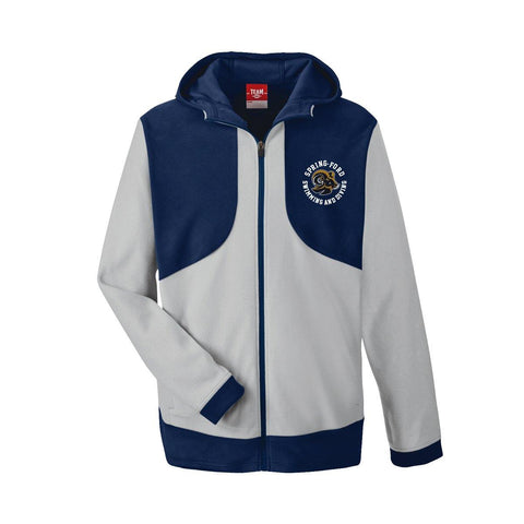 Spring Ford Swimming And Diving Microfleece Jacket