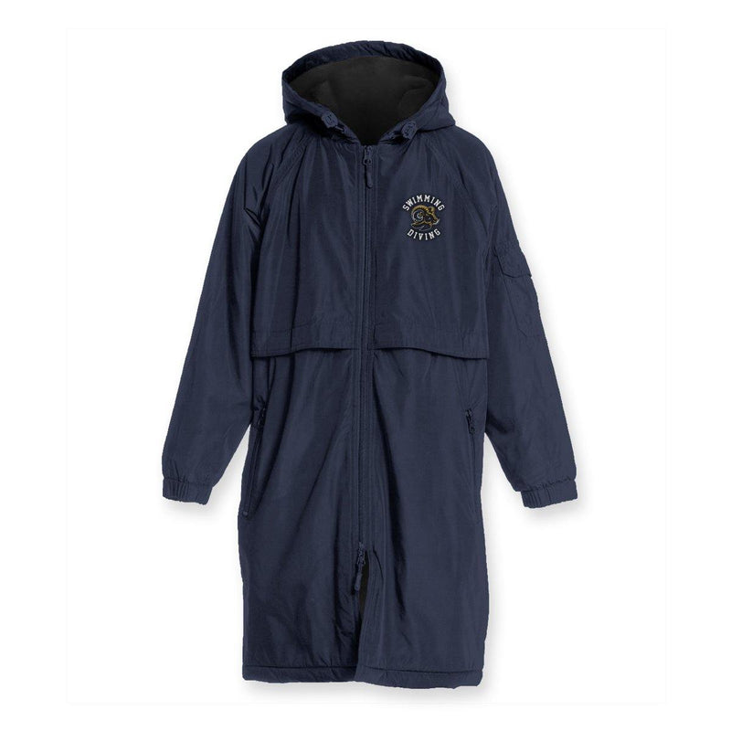 Spring Ford Swimming Diving Swim Parka