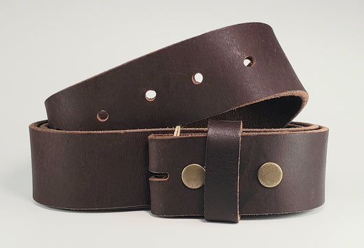 Tyger Forge Buffalo Leather Belts
