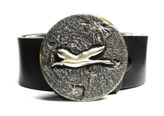 Flying Goose Belt Buckle - TYGER FORGE - Mark Goodwin