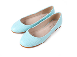 Womens Fun Textured Flats