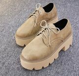 Womens Playful Platform Casual Boots