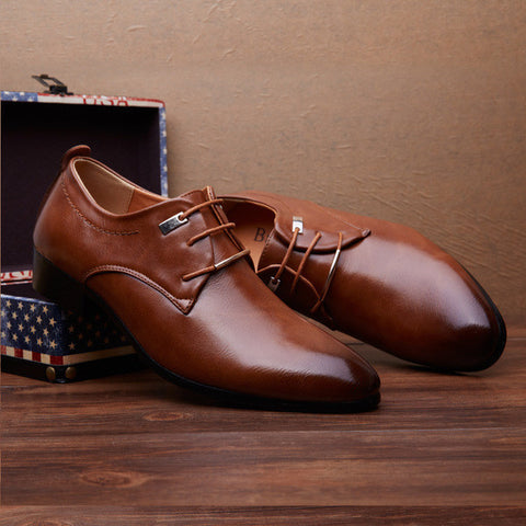 Mens Comfortable Casual Dress Shoes