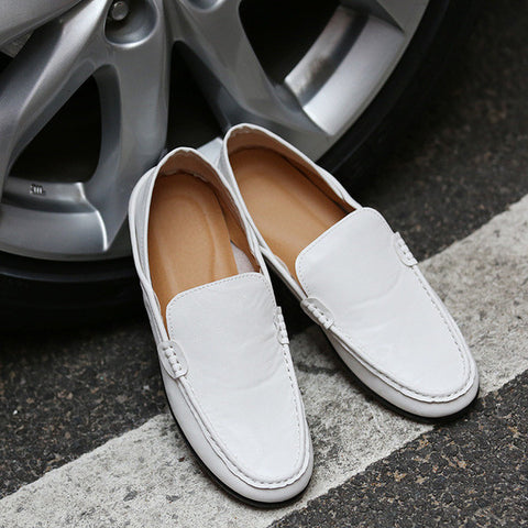 Mens Thin Comfortable Loafer Dress Shoes