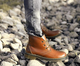 Mens Cool Classic Chukka Casual Desert Boots
