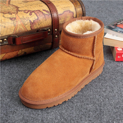 Womens Cool Casual Classic Winter Boots
