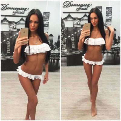 Womens Trendy Lovely Swimsuit Bikini
