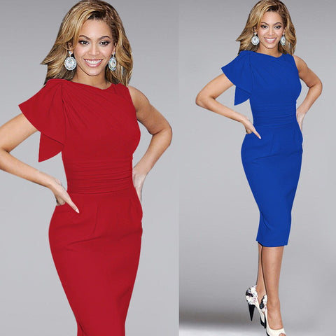 Womens Casual Fashion Party Bodycon Dress