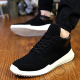 Mens Stylish Casual Lace Sneakers