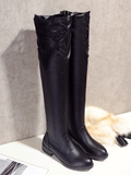Womens Beautiful Knee High Casual Boots