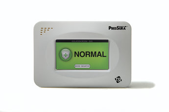 Pressura Hospital Room Pressure Monitors
