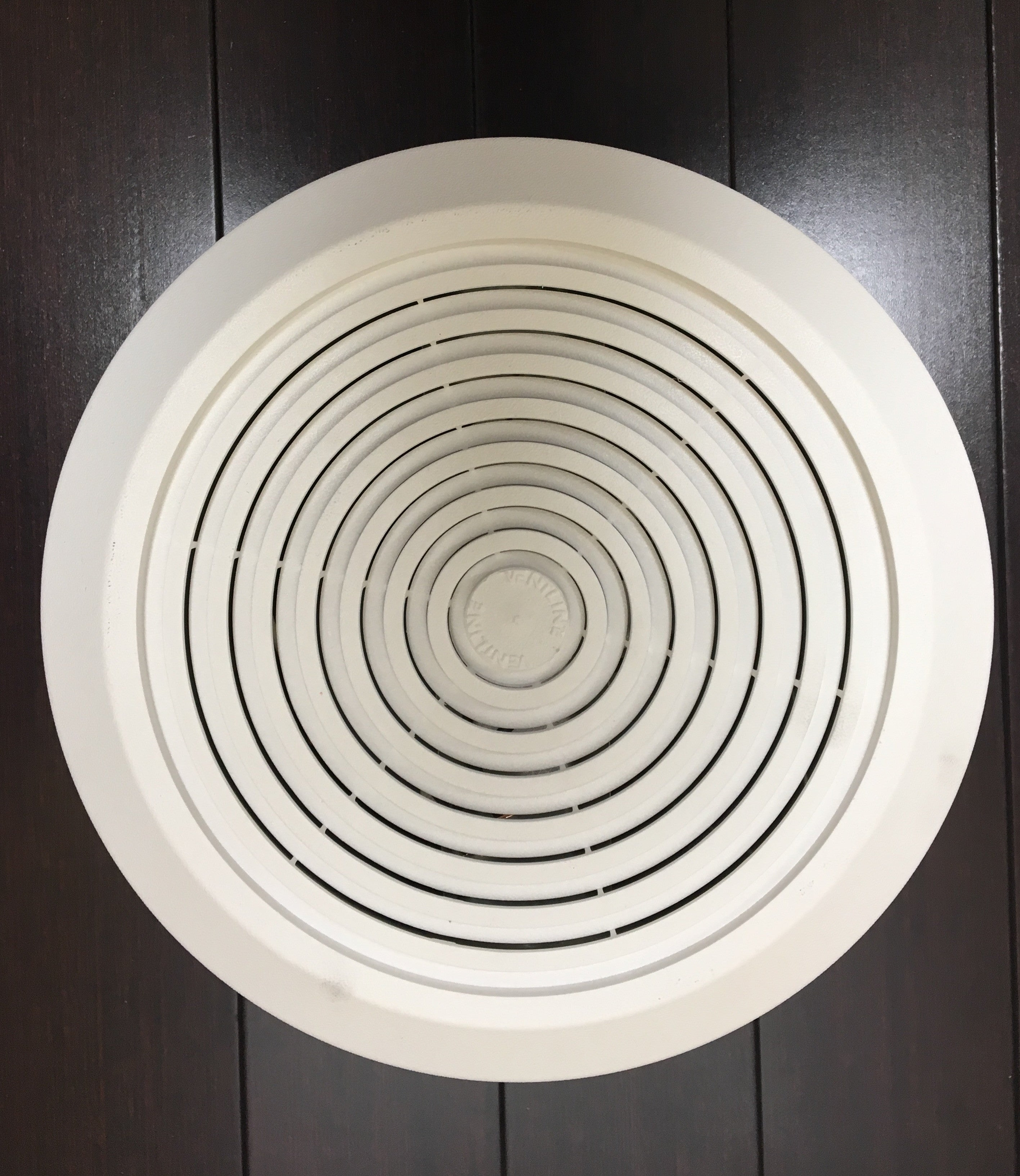 Ventline bathroom ceiling exhaust fan 8 round ml mobile home ventline bathroom ceiling exhaust fan 8 round mozeypictures Image collections