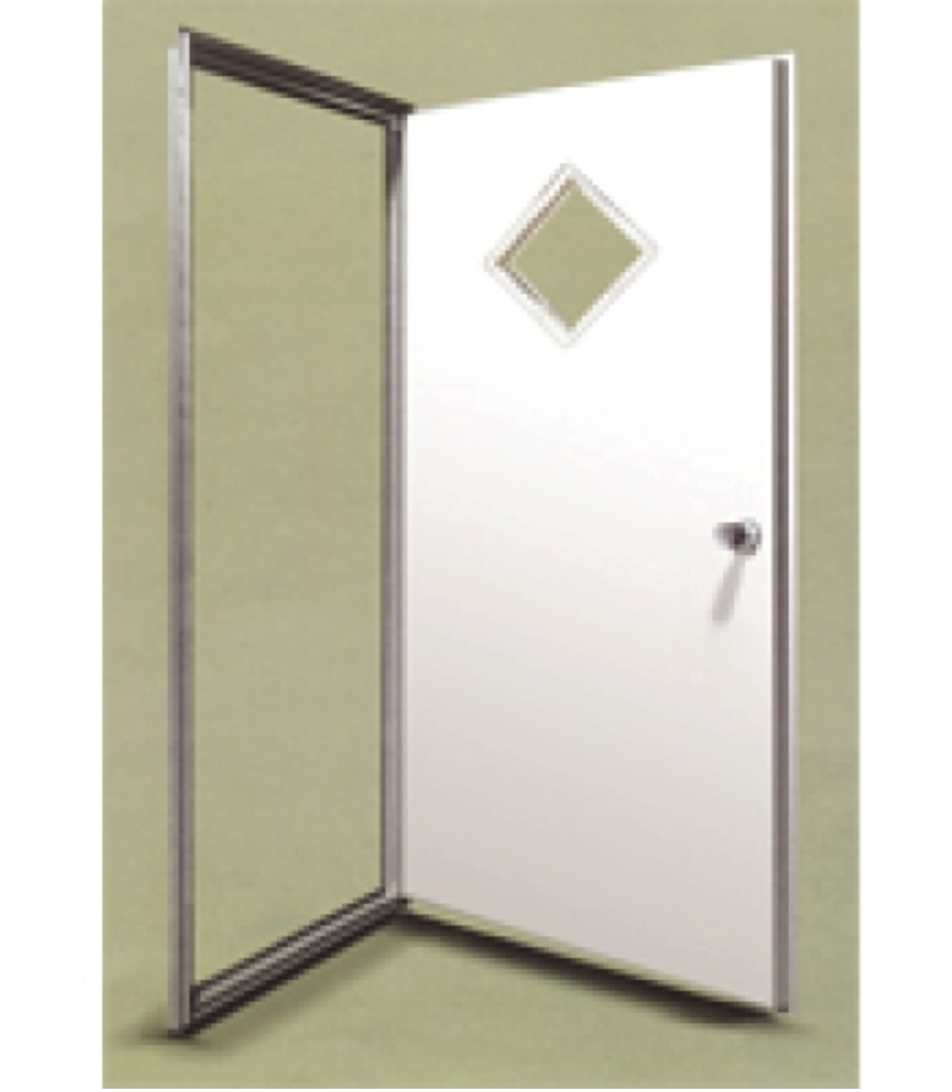 Elixir Series 200 Exterior Outswing Door with Diamond Window L/H ...