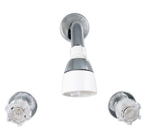 "8"" Concealed Shower Valve with Showerhead Kit"