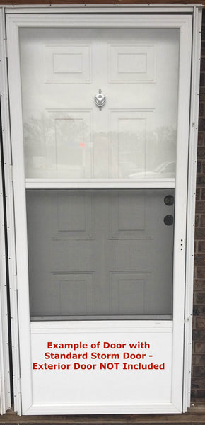 Elixir Storm Doors M Amp L Mobile Home Supply