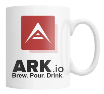 ARK.io Coffee Mug