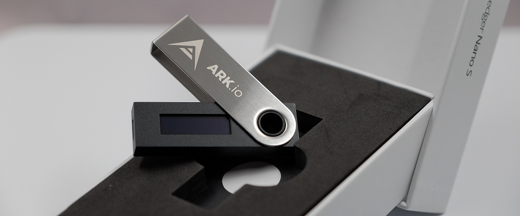 ARK Ledger Nano S