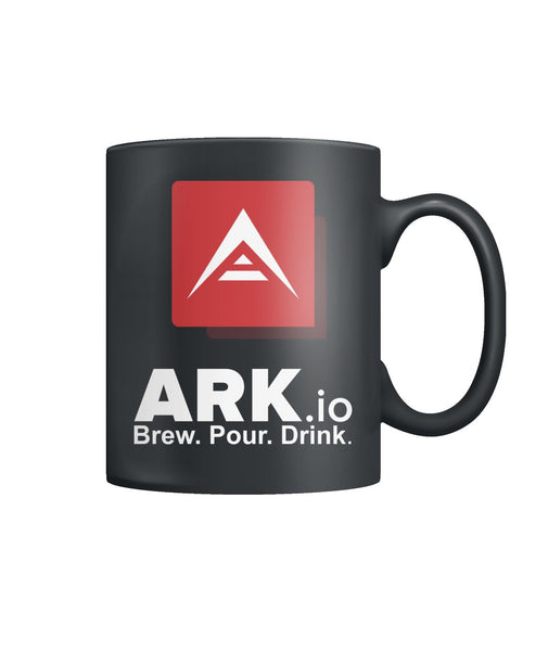 ARK.io BPD blk Color Coffee Mug