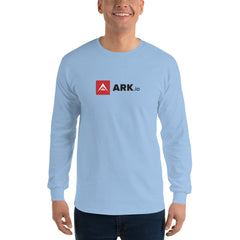 ARK black letter Long Sleeve Shirt