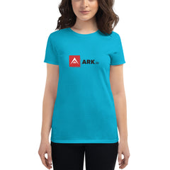 ARK Black Letter Women's t-shirt