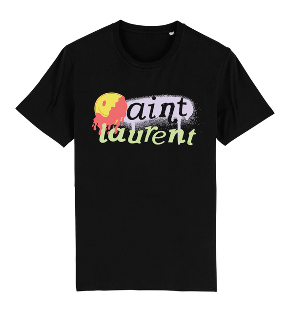 AFFICIAL 'Ain't Laurent' 90's T-Shirt-streetwear-techwear