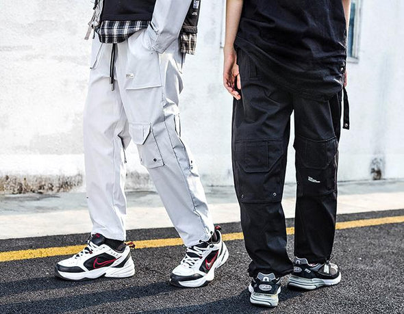 Lock and Load Utility Cargo Pants-streetwear-techwear