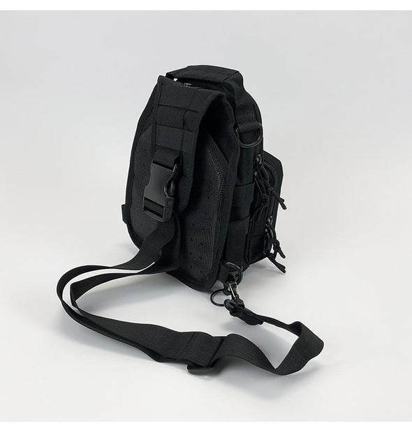Utility Cross Body Bag-streetwear-techwear