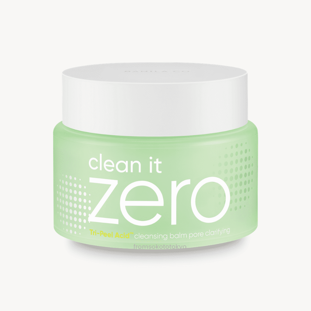 Clean It Zero Cleansing Balm Pore Clarifying 100ml