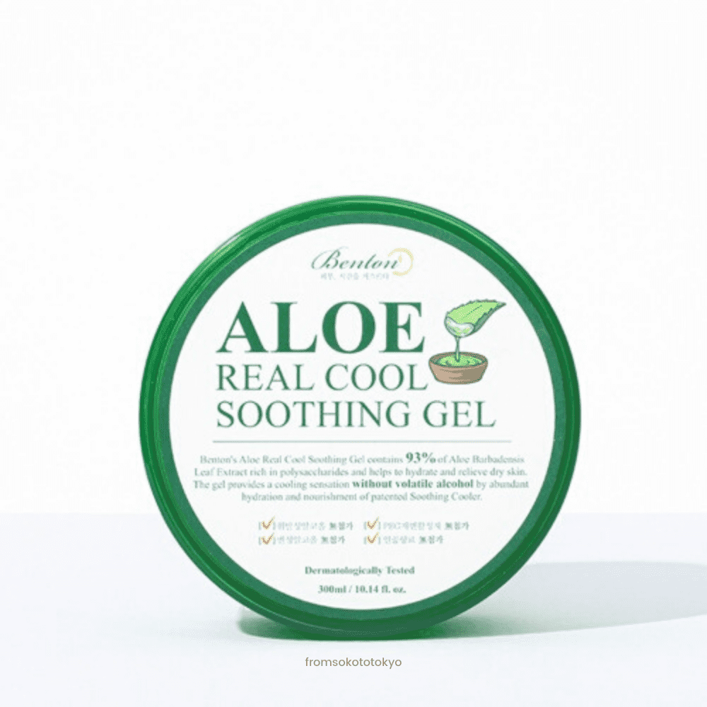 Benton Aloe Real Cool Soothing Gel 300ml