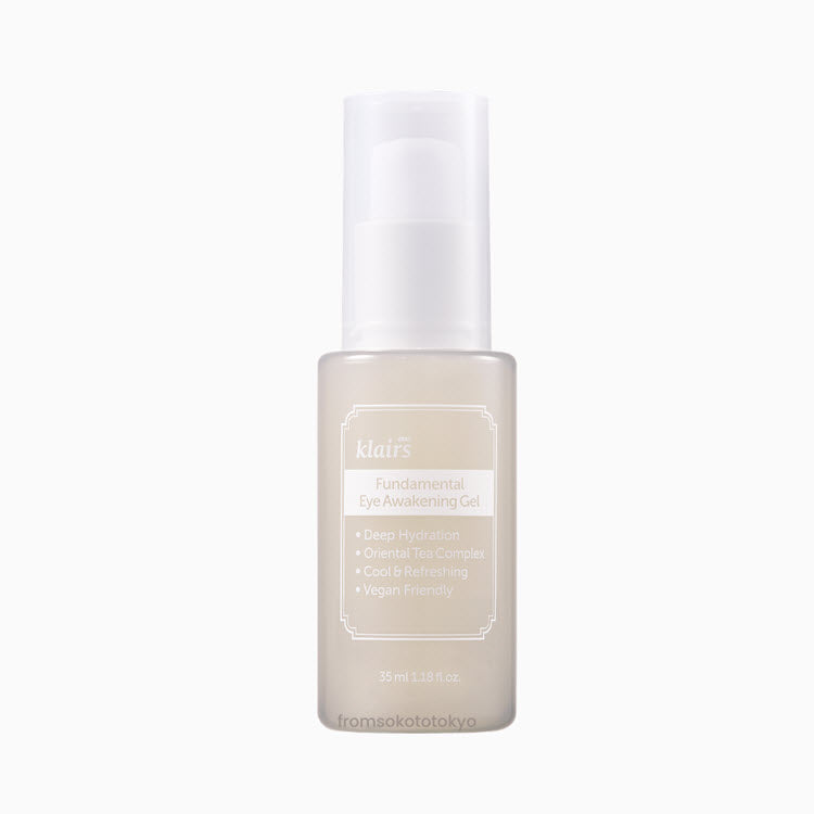 Fundamental Eye Awakening Gel 35ml
