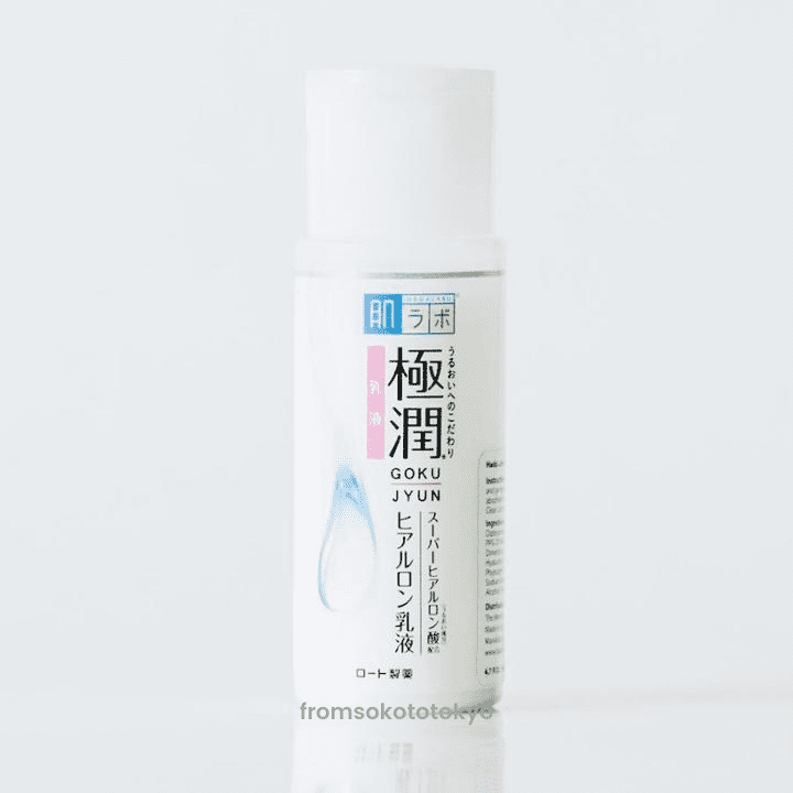 Gokujyun Hyaluronic Ultimate Moisturizing140mL Milk