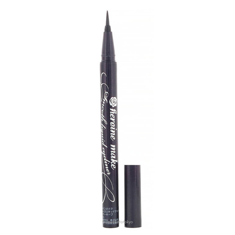 Heroine Make Smooth Liquid Eyeliner Black