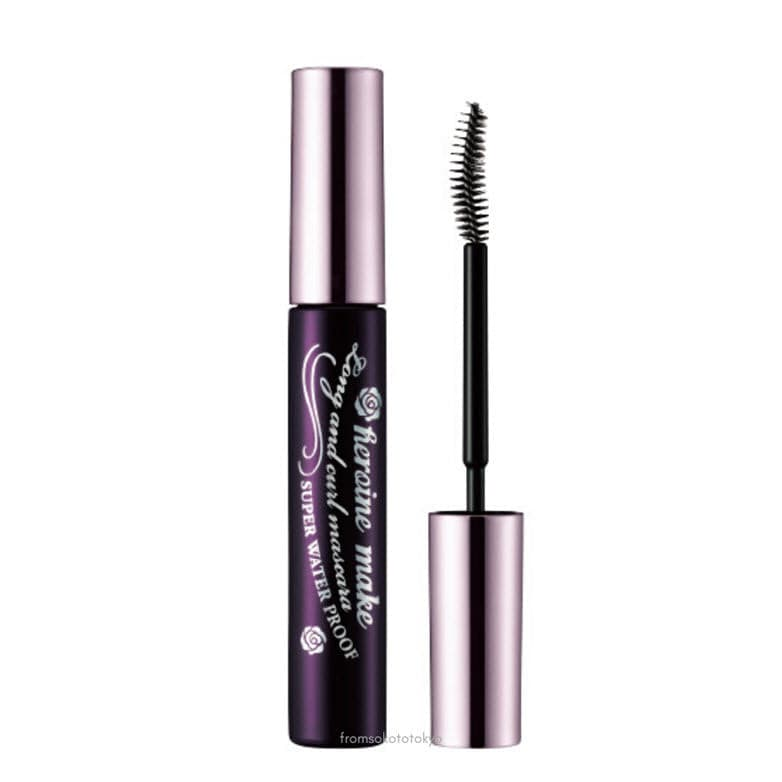 Heroine Make Volume and Curl Mascara Black