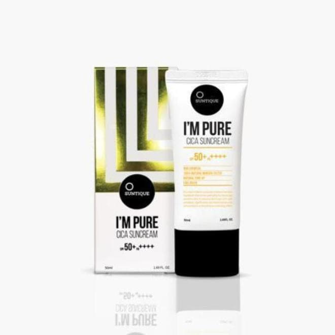 SUNTIQUE I'M PURE CLEAR SPF 50 PA+++ - from-soko-to-tokyo