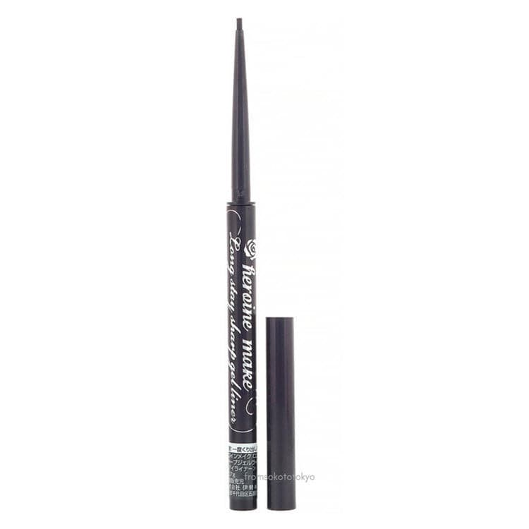Heroine Make Long Stay Sharp Gel Liner Super Black